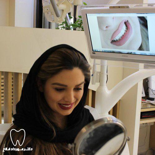 متخصص دندانپزشکی زیبایی و ترمیمی